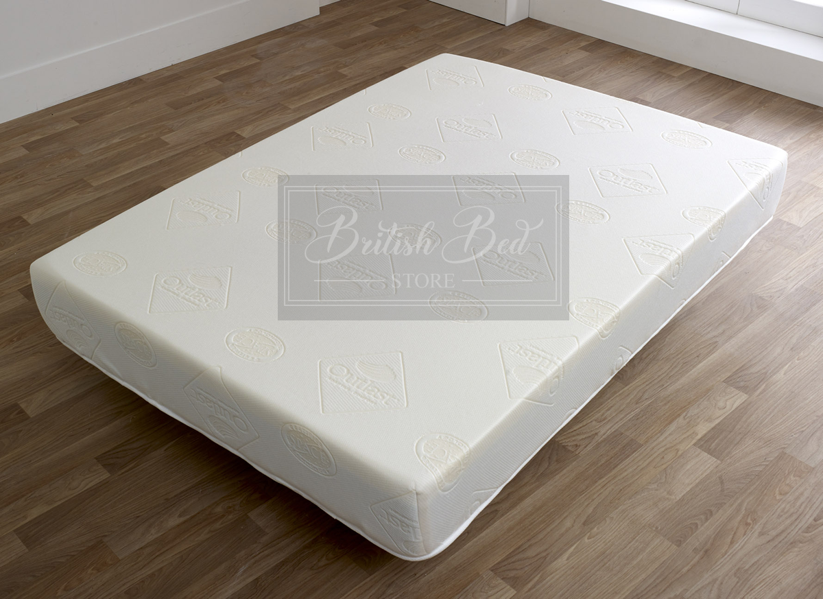 Picture of: Outlast Memory King Mattress British Bed Store